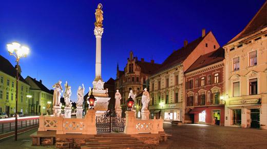 Maribor, Ptuj, Jeruzalem